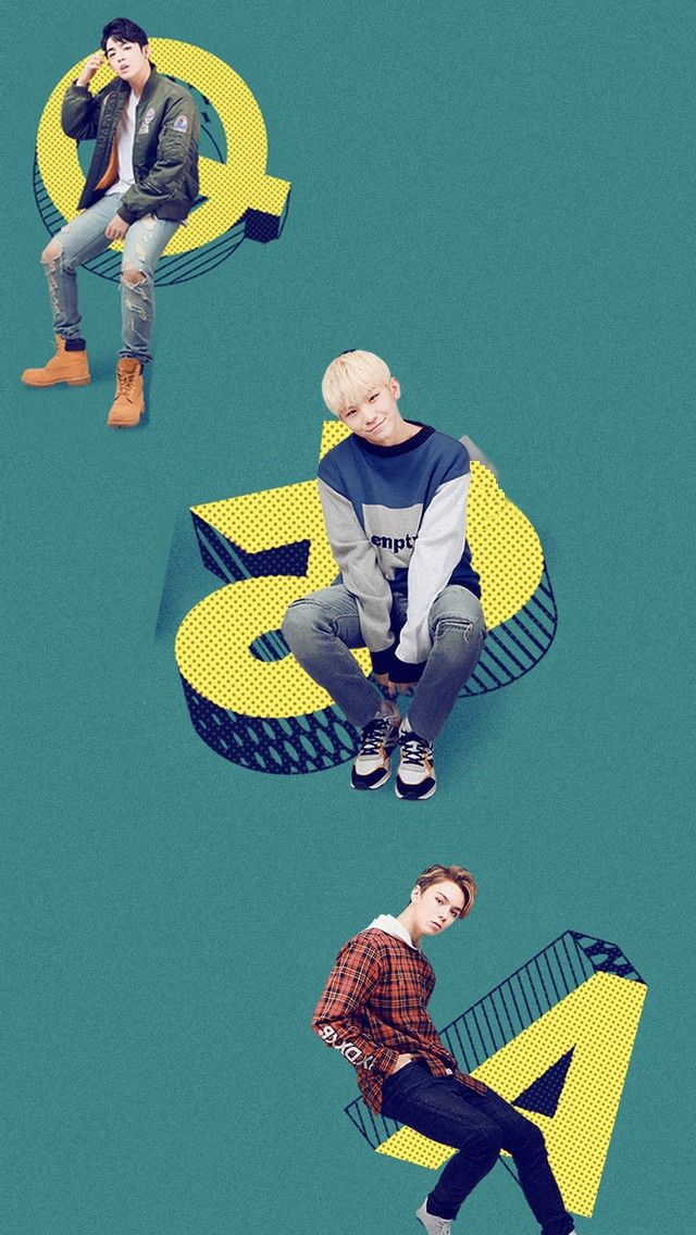 Alabama Wallpaper Iphone 5 Seventeen Q Amp A S Coups Woozi And Vernon Wallpaper