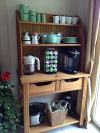 1000+ images about Home Coffee Bars on Pinterest | Shelves ...