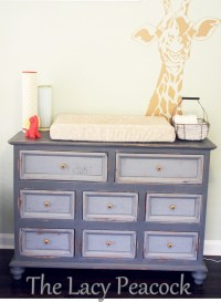 25+ best ideas about Nursery changing tables on Pinterest ...