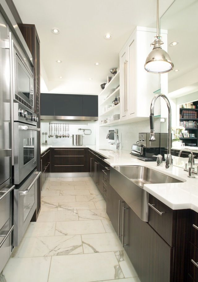 70 Best Images About Galley Kitchens On Pinterest Galley