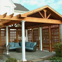 113 best images about Pergola ideas on Pinterest | Outdoor ...
