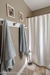 25+ best ideas about Bathroom towel hooks on Pinterest ...