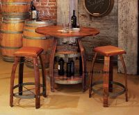 17 best images about barrel tables on Pinterest | Open ...
