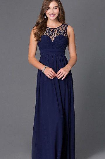 25+ best ideas about Navy bridesmaid dresses on Pinterest ...