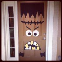 45 DIY Halloween Decorating Ideas | Side gates, Doors and ...