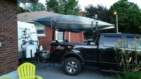 17 Best ideas about Kayak Rack on Pinterest