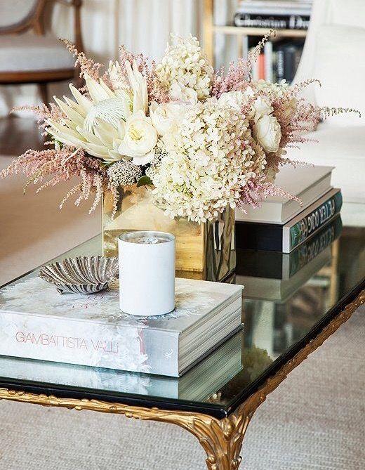 1000+ ideas about Coffee Table Arrangements on Pinterest