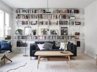 25+ best ideas about Living Room Bookshelves on Pinterest ...
