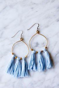 The 25+ best Diy earrings ideas on Pinterest | Diy jewelry ...