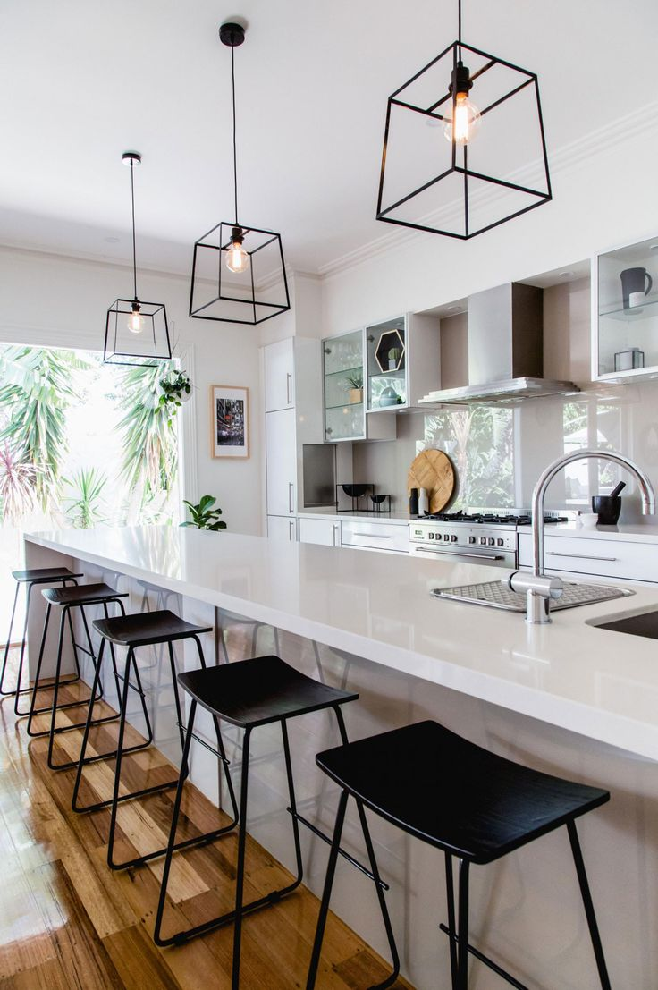 Kitchens that get pendant lights right photography by suzi appel designed by bask interiors