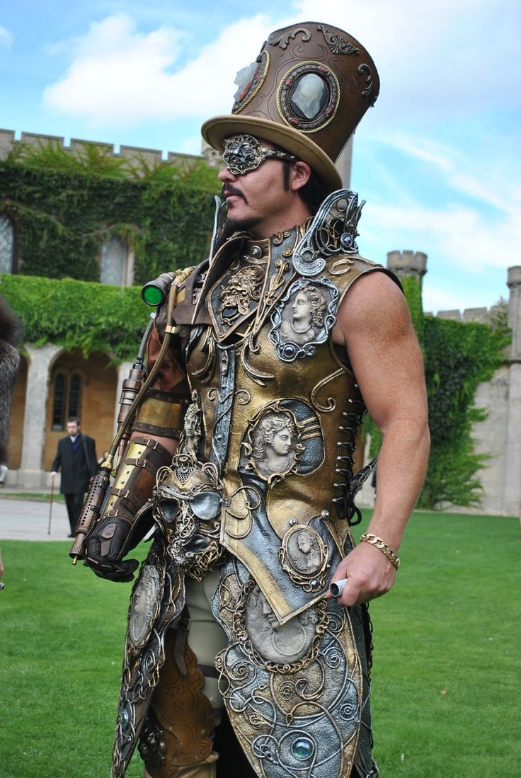 490 Best Images About Steampunk On Pinterest Steam Punk - Steampunk Kostüm Selber Machen
