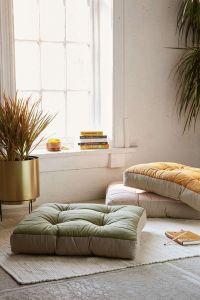 Best 20+ Floor cushions ideas on Pinterest | Floor seating ...