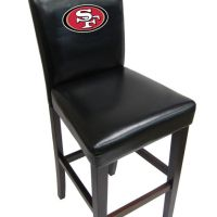 49ers NFL Bar Stools sold in pairs from Gary's Sports ...