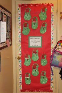School Christmas Door Contest Winners | Christmas Door ...