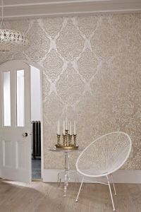 25+ best ideas about Metallic Wallpaper on Pinterest