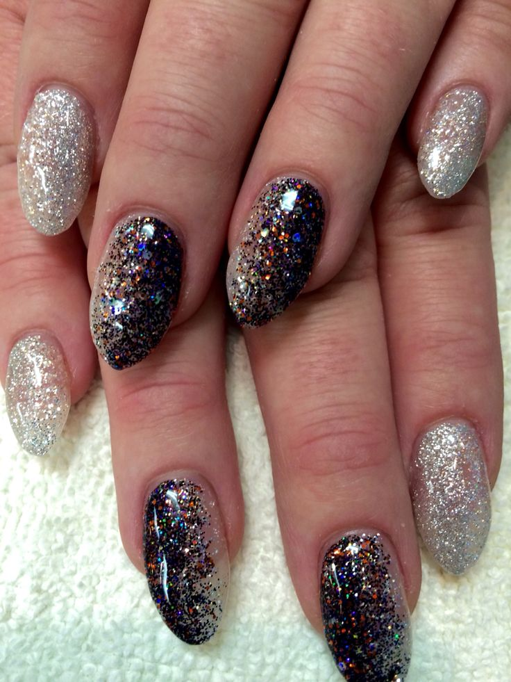 38 Best Images About My Nails On Pinterest Almond Nails