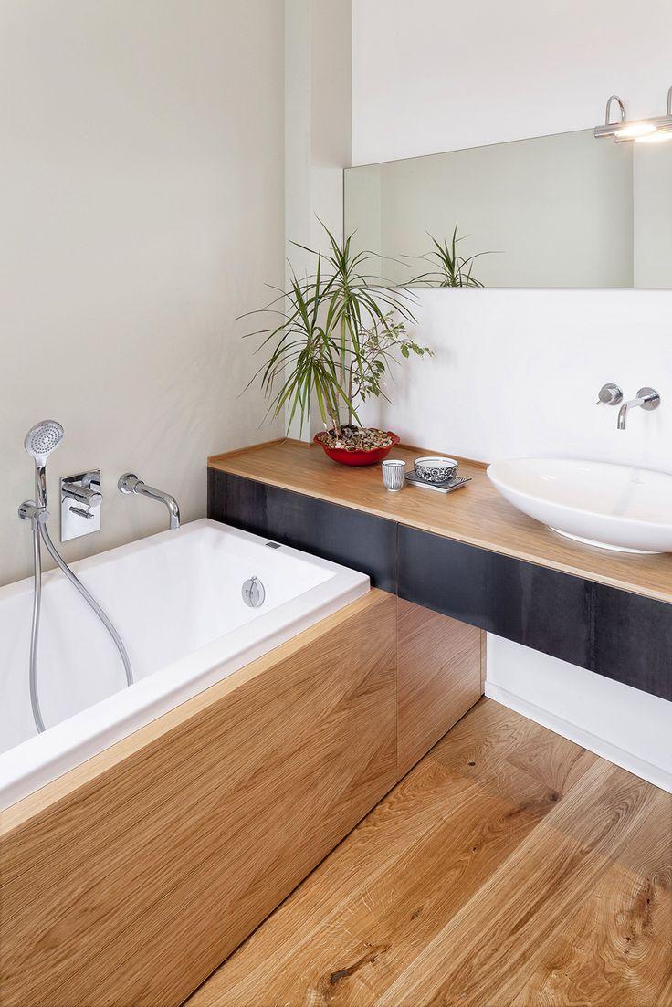 25+ best ideas about Wooden bathroom on Pinterest