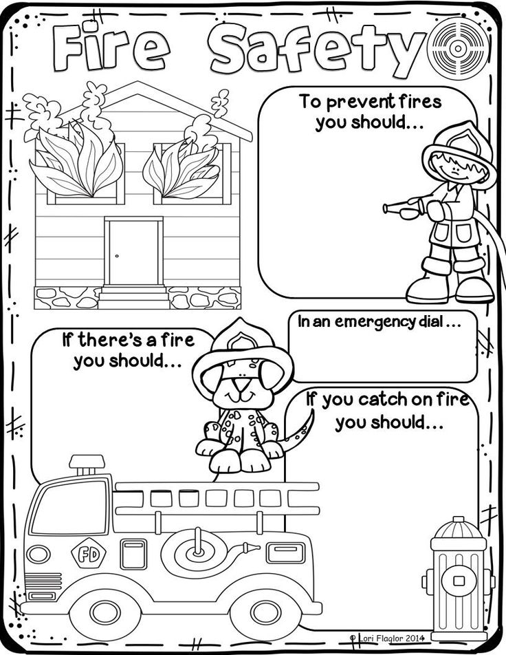 17 Best Ideas About Fire Safety On Pinterest Safety Week
