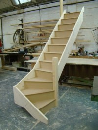 Staircase 3 winder - any size - 1 turn anywhere- 3 ...