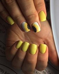 25+ best ideas about Yellow Nail Polish on Pinterest ...