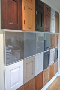 Our beautiful Dura Supreme cabinet wall, looking for ...