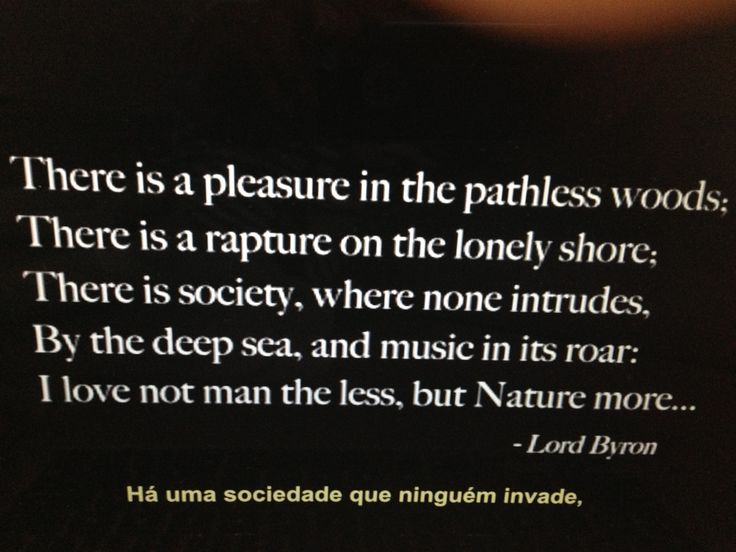 Bohemia Quotes Wallpaper Into The Wild Movie Quote Lord Byron Cinephile
