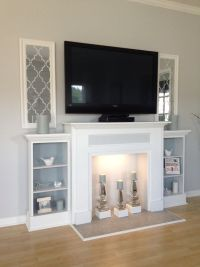 25+ best Diy fireplace mantel ideas on Pinterest | Diy ...