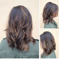 Best 25+ Medium Layered Hairstyles ideas on Pinterest ...