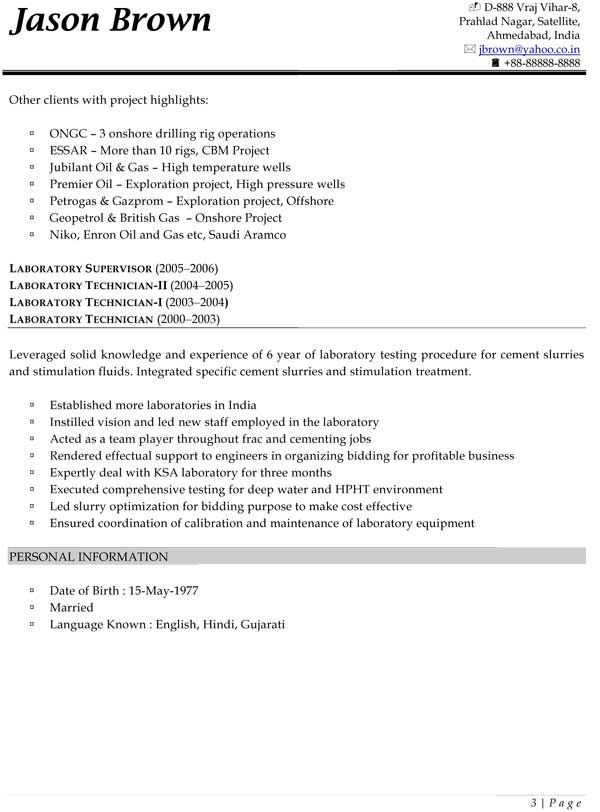 calibration manager sample resume node2002-cvresumepaasprovider