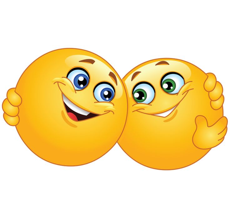 Clipart Images House Hugging Smileys Smileys Hug Emoticon And Emoticon