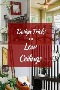 Best 20+ Low Ceilings ideas on Pinterest | Basement ...