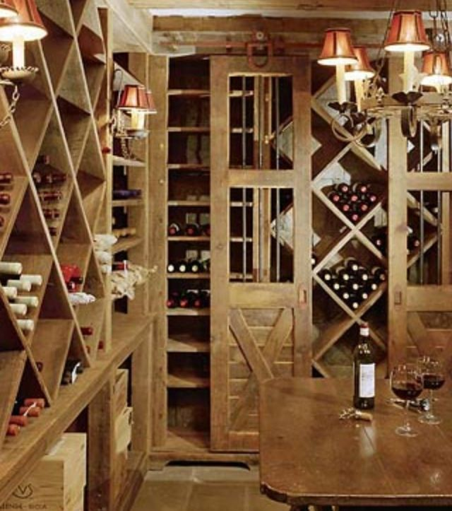17 Best Ideas About Rustic Wine Racks On Pinterest Wine