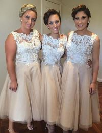 1000+ ideas about Lace Bridesmaid Dresses on Pinterest ...