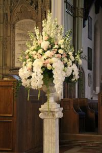 25+ best ideas about Church flower arrangements on ...