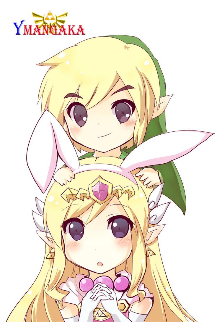Zelda Botw Wallpaper Iphone X Chibi Zelda Render Zelda Renders Link Zelda Chibi
