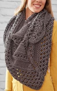 17 Best ideas about Shawl Patterns on Pinterest | Shawl ...