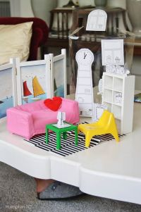 92 Best images about Barbie Houses on Pinterest