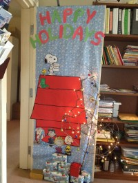 1000+ images about Holiday Door Decorating ideas on Pinterest