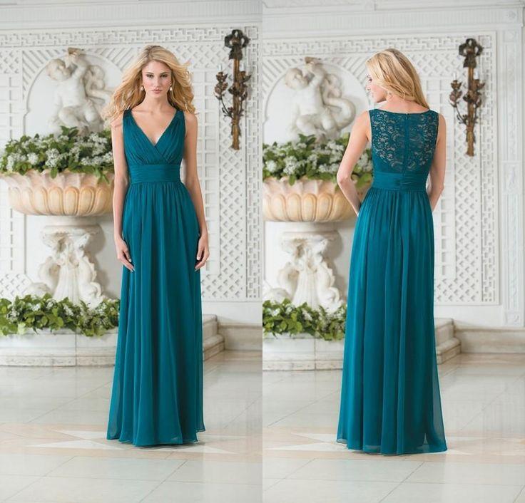25+ best Peacock bridesmaid dresses ideas on Pinterest