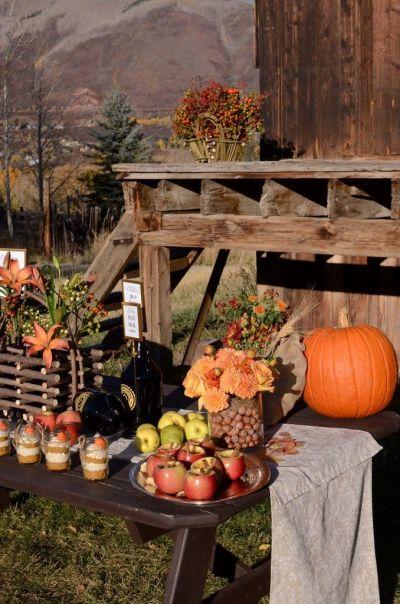 Rustic Fall Wedding Ideas for the DIY Bride | Fall ...