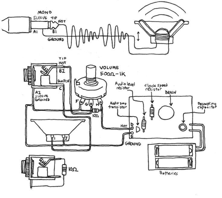 casper electronics mixer