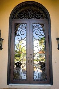 1000+ ideas about Wrought Iron Fences on Pinterest | Iron ...