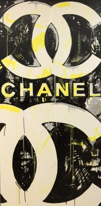 25+ best ideas about Chanel wall art on Pinterest   Chanel ...