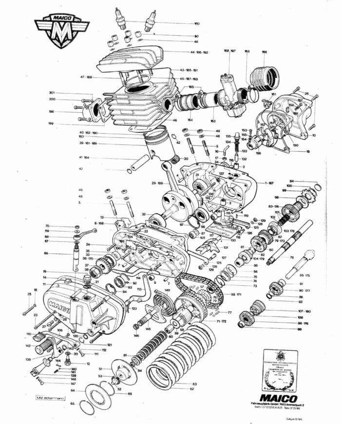 internal combustion engine breakdown