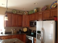 19 best images about Kitchen top of cabinets on Pinterest