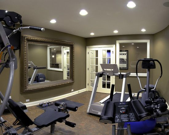 1000+ Ideas About Exercise Rooms On Pinterest | Home Gyms
