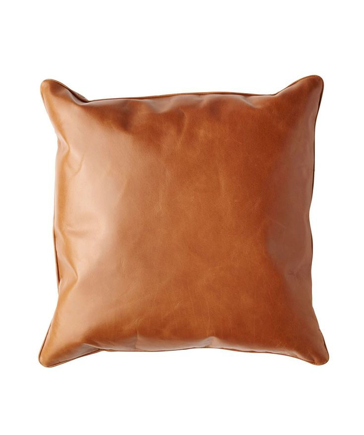 1000 ideas about leather pillow on pinterest cowhide