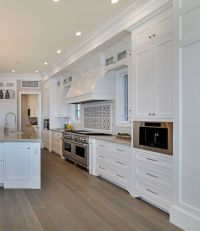 White Shaker Cabinet Hardware. White Shaker Cabinets With ...