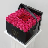 Rose Flower: Rose Flower Box