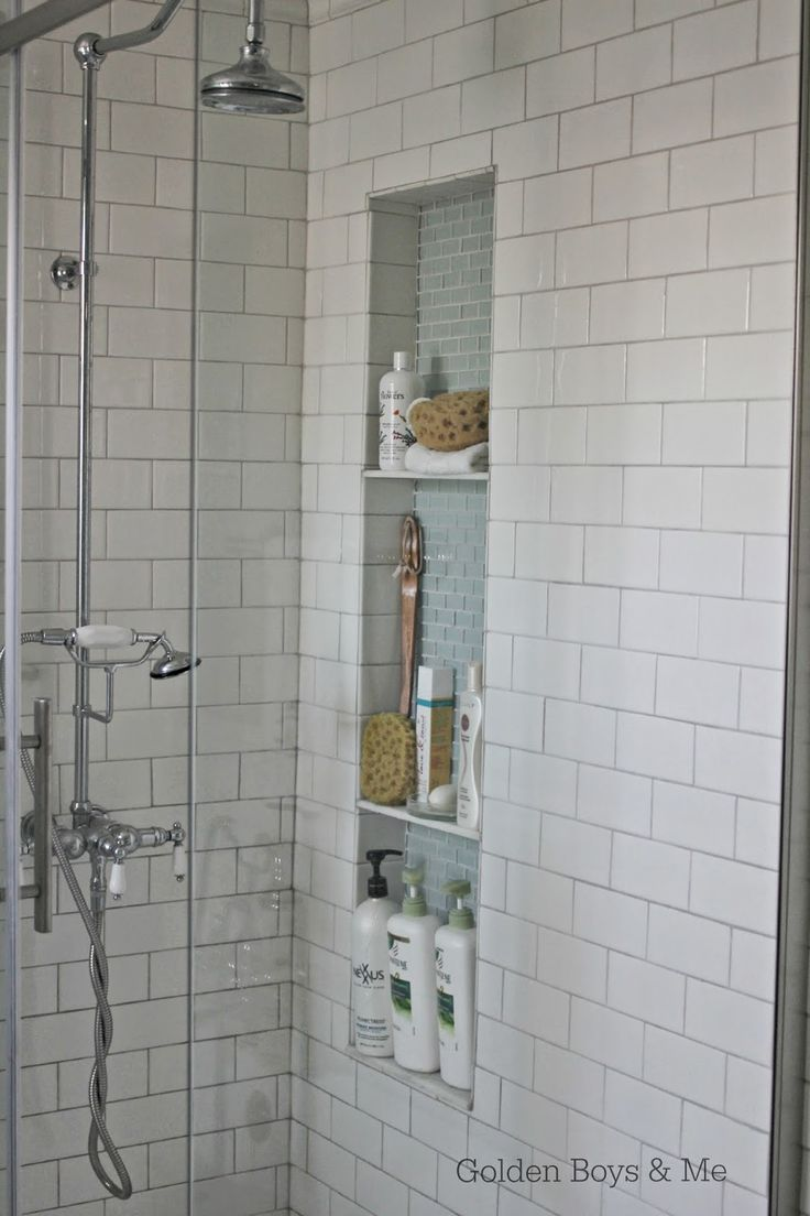 Best 25+ Shower niche ideas on Pinterest